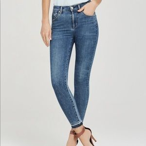 Citizens of Humanity rocket crop skinny 27